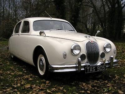 Lot 116-1959 Jaguar MK I 2.4 Litre