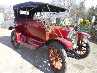 Lot 30 - 1912 Buick Tourer