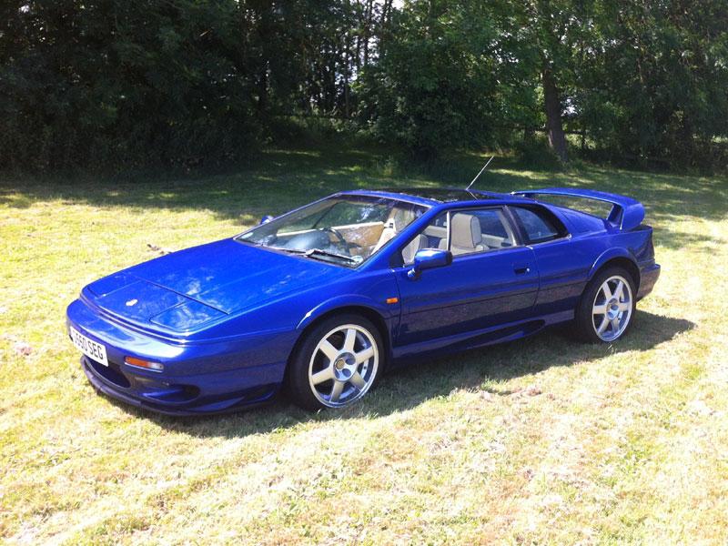 Lot 99 - 1998 Lotus Esprit V8