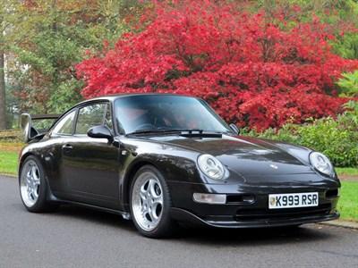 Lot 42-1994 Porsche 911 RSR Clubsport Evocation