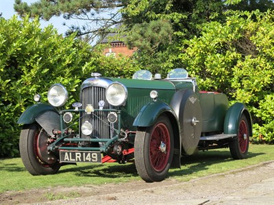 Lot 110-1933 Lagonda 3 / 4.5 Litre Tourer