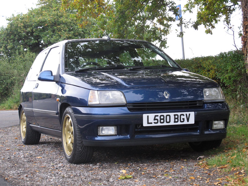 Lot 35-1994 Renault Clio Williams