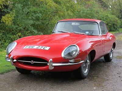 Lot 46-1965 Jaguar E-Type 4.2 Coupe