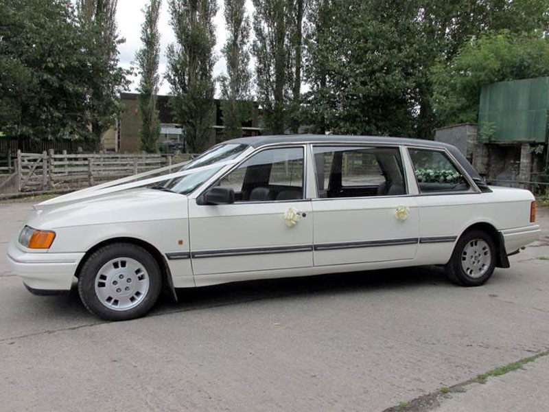 Lot 66-1987 Ford Dorchester MKVII Limousine
