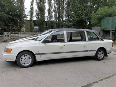 Lot 66-1987 Ford Dorchester MKVII Limousine