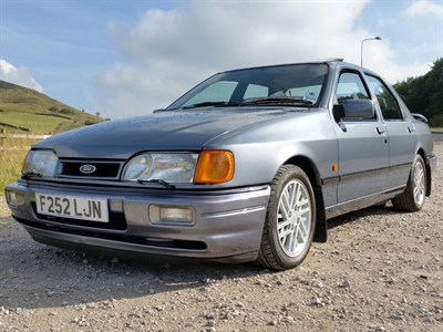 Lot 29-1988 Ford Sierra Sapphire RS Cosworth