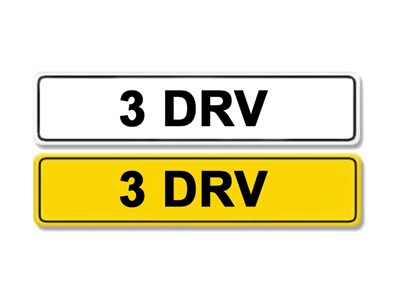 Lot 11-Registration Number 3 DRV