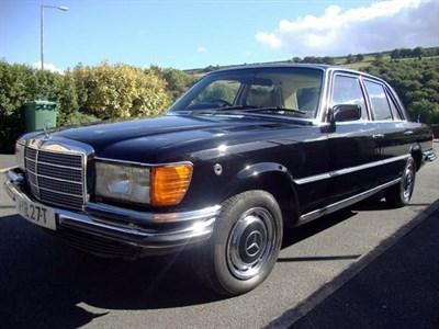 Lot 68-1978 Mercedes-Benz 280 SE