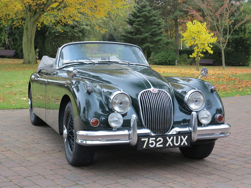 Lot 89-1960 Jaguar XK150 S 3.8 Litre Drophead Coupe