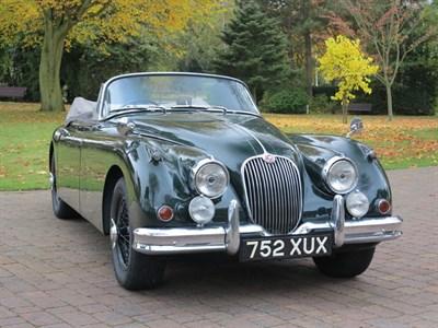 Lot 89-1960 Jaguar XK150 S 3.8 Litre Drophead Coupe