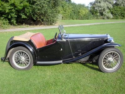 Lot 6-1937 MG TA
