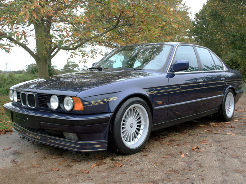 Lot 40-1990 BMW Alpina B10 3.5