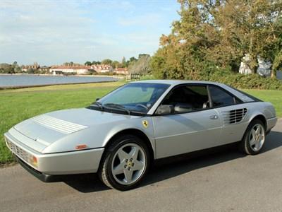Lot 22-1987 Ferrari Mondial Quattrovalvole 3.2