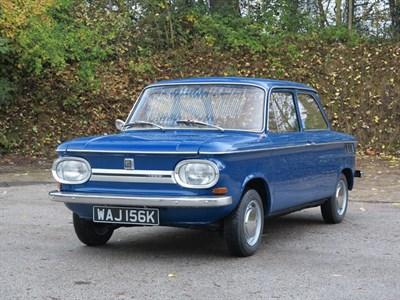 Lot 32-1971 NSU 1000 C