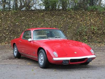 Lot 64-1974 Lotus Elan +2S 130/5
