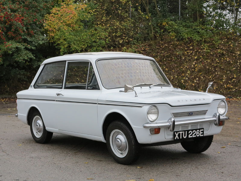 Lot 62-1967 Hillman Super Imp