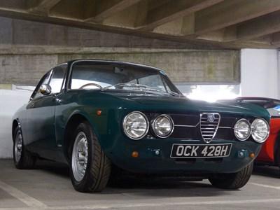 Lot 33-1969 Alfa Romeo 1750 GTV