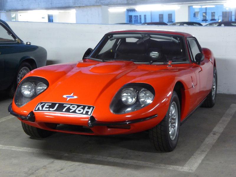 Lot 63-1970 Marcos 3000 GT