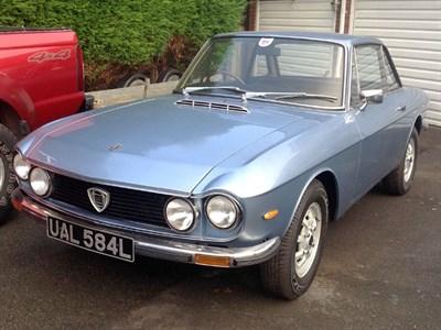 Lot 12-1973 Lancia Fulvia Coupe 1.3S