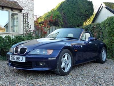 Lot 113-1998 BMW Z3 2.8
