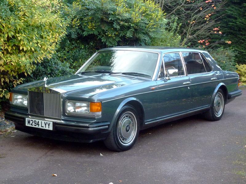 Lot 86-1994 Rolls-Royce Silver Spur III