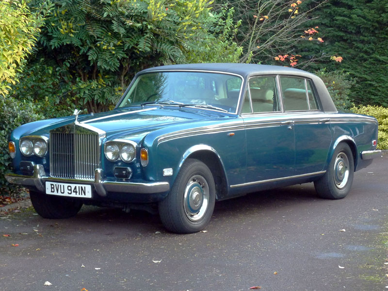 Lot 85-1974 Rolls-Royce Silver Shadow