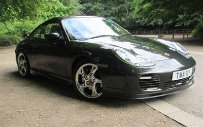 Lot 55-1999 Porsche 911 'Millennium Edition'