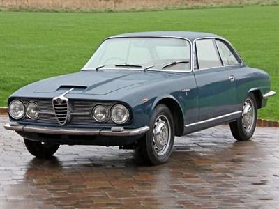 Lot 91-1965 Alfa Romeo 2600 Sprint