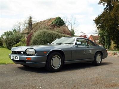 Lot 150-1988 Jaguar XJR-S 5.3