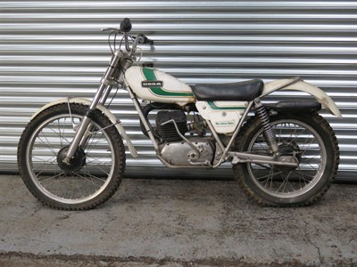 Lot 17 - 1974 Ossa Mick Andrews Replica 250