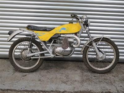 Lot 3-1973 Bultaco Lobito MK6