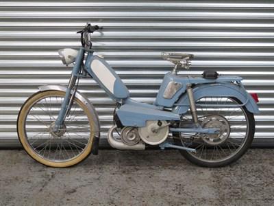 Lot 16-1960s Paloma 49cc