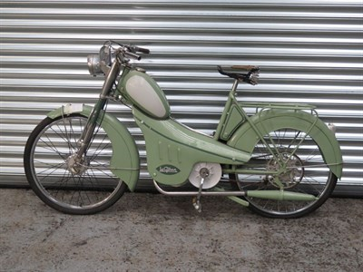 Lot 23-1960 Le Gitan 49cc