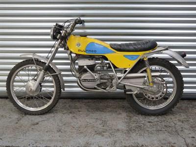 Lot 51-1975 Bultaco Lobito MK8