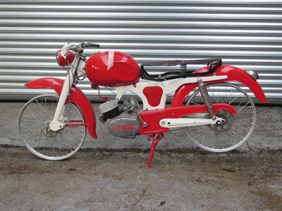 Lot 24-1960 Gimson Sport 65