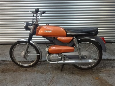 Lot 1 - 1960s/1970s Derbi 49cc