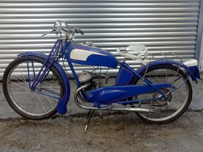 Lot 30 - 1938 Monet Goyon 98cc