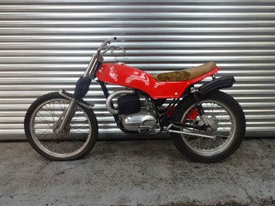 Lot 32 - 1974 Montesa Cota 123