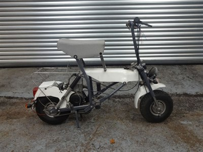 Lot 37 - Di Blasi Folding Moped
