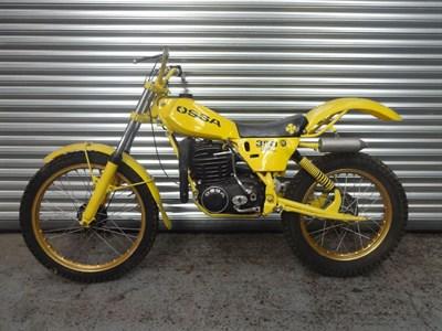 Lot 47-1970/71 Ossa TR 80 350