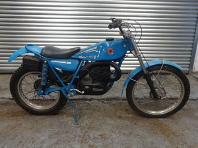 Lot 48-1980 Bultaco Sherpa T 350