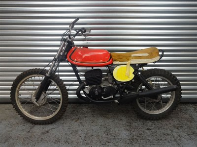 Lot 40 - 1970s Montesa Enduro H 250
