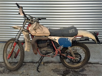 Lot 50 - 1980s Montesa Enduro H7 80
