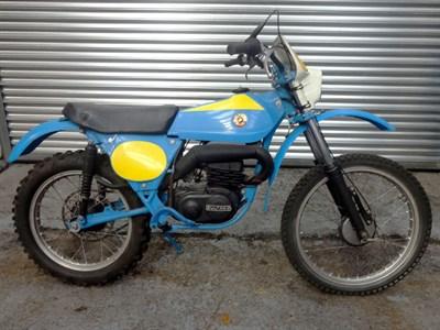 Lot 43-1979/80 Bultaco Frontera