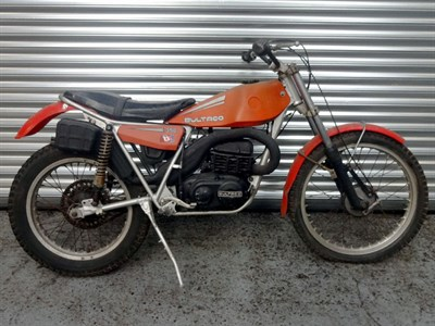 Lot 10-c.1980 Bultaco Sherpa T 350