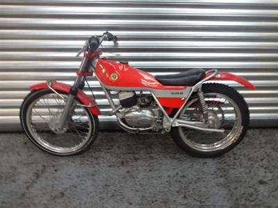 Lot 10-1970s Bultaco Chispa
