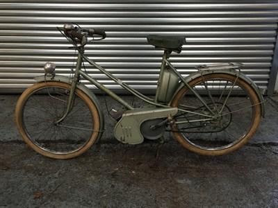 Lot 11-1950s/1960s Promo-Vichy 49cc