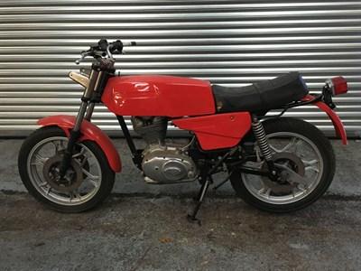 Lot 12-c.1978 Ducati Vento