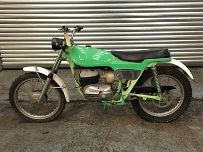 Lot 13-c.1975 Bultaco Brinco