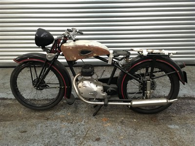 Lot 18 - c.1938 Motoconfort 125cc